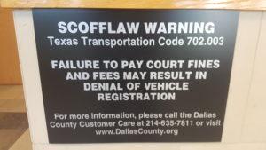 Texas Surcharge Program